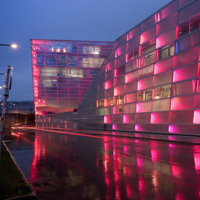 Led Technology And Façade Lighting Electrical Engineering